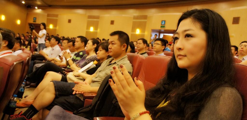瑞云科技营销总监明见出席深职院创意中心分会场开幕式