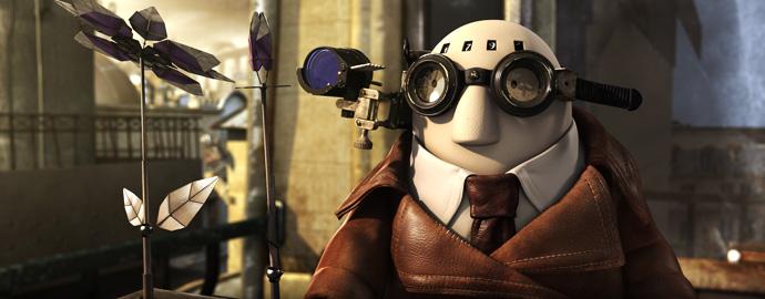 深圳云计算技术助力《哈布洛先生》勇夺第86届奥斯卡最佳动画短片大奖