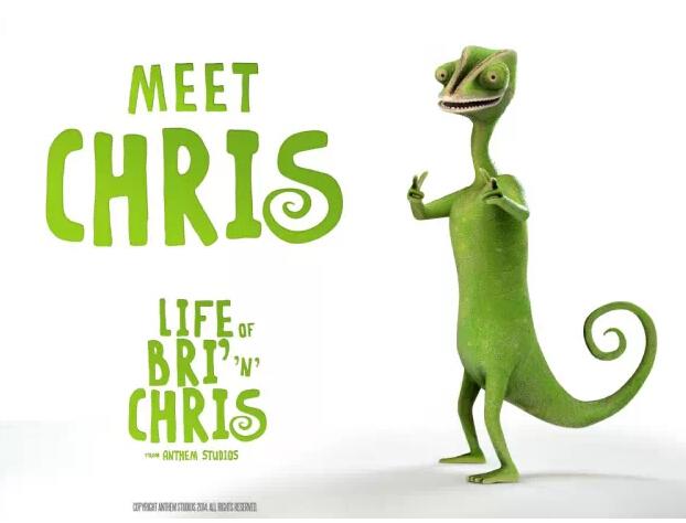 明日西基计划(CG for tomorrow)又一力作《Life Of Bri' n Chris》 —下一个就会是你