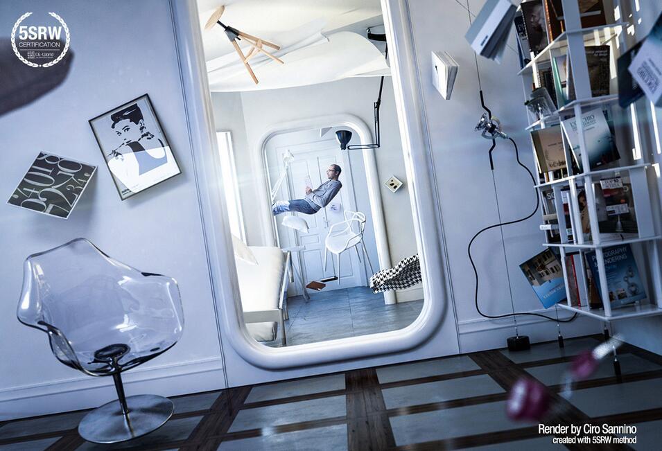 2. Gravity and 5SRW - Ciro Sannino