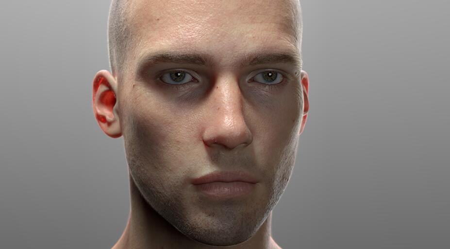 LightWave 3D渲染效果图