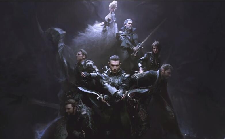 《最终幻想15:王者之剑》——CG大厂奉上的一场视觉盛宴
