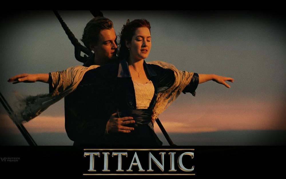 集群渲染电影泰坦尼克号