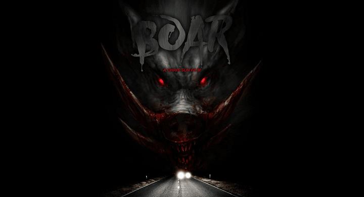 节后惊悚不断,瑞云渲染的恐怖电影《Boar》上映在即!
