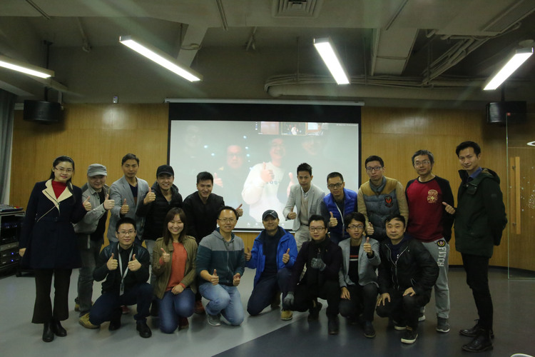 SIGGRAPH Asia 2017 分享会回顾