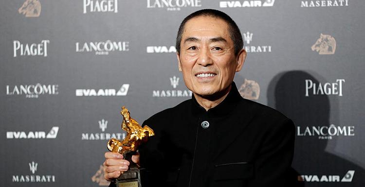 张艺谋凭借《影》获金马奖最佳导演