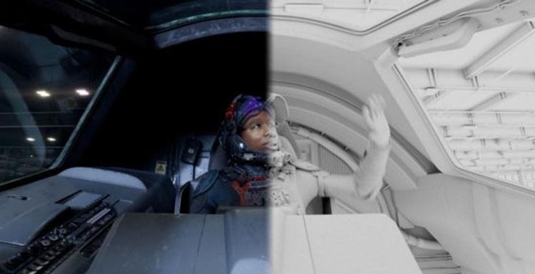 Netflix《爱,死亡与机器人》之《幸运13》幕后视效揭秘