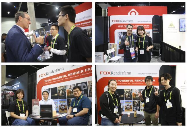 CG界的奥斯卡盛会!—瑞云赞助的 SIGGRAPH 2019 圆满落幕
